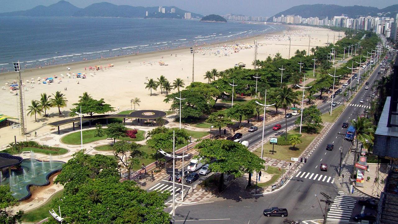 Paranapiacaba e Santos – SP
